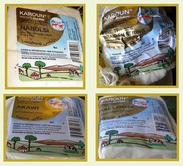 Karoun Cheeses