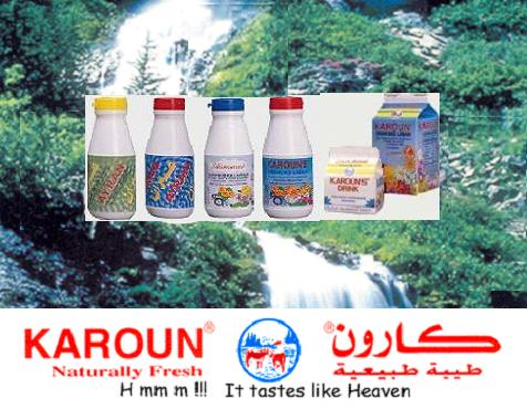 KAROUN Yogurt Drink