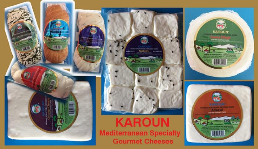 Karoun Specialty Gourmet Cheeses